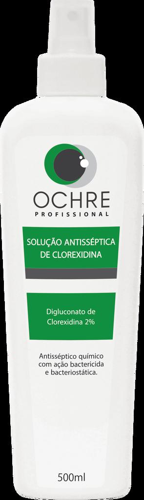 SOLUÇÃO ANTISSÉPTICA OCHRE - 500ML