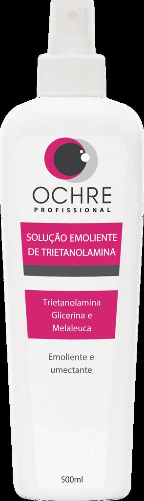 SOLUÇÃO EMOLIENTE DE TRIETANOLAMINA OCHRE - 500ML