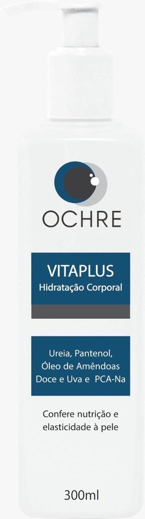 VITAPLUS HIDRATANTE CORPORAL OCHRE - 300ML