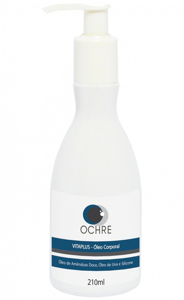 VITAPLUS ÓLEO CORPORAL OCHRE - 210ML