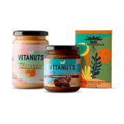 Combo Choconuts Caramel - Vitanuts e Luisa Abram