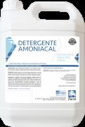 DETERGENTE  AMONIACAL - 5 Litros - Perol