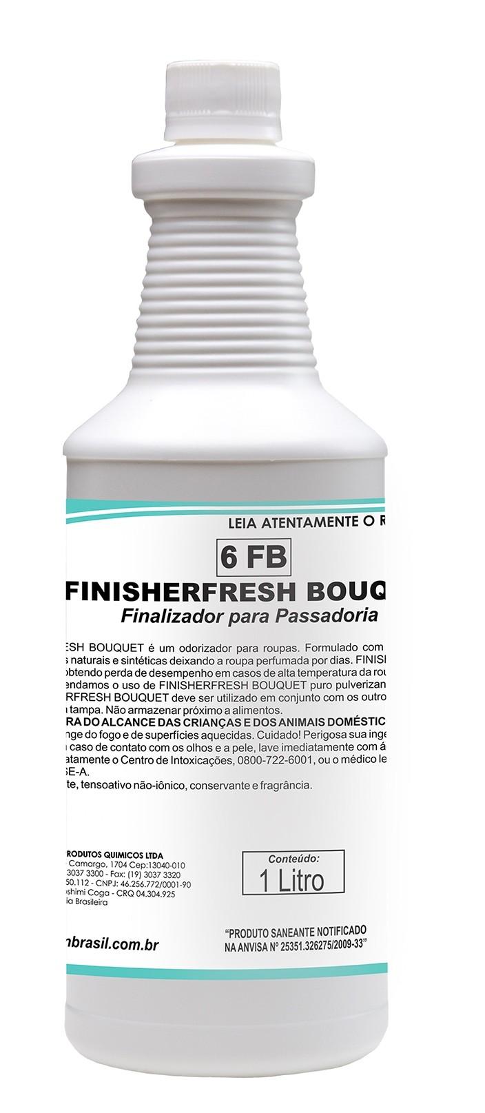 FINISHERFRESH - FINALIZADOR DE PASSADORIA - 1 Litro - SPARTAN