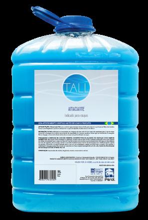 TALL AMACIANTE DE ROUPAS - 5 Litros - Perol