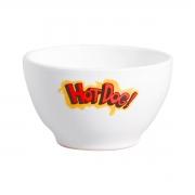Bowl Grande Branco Hot Dog