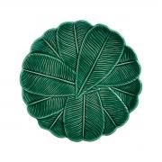 Travessa Redonda Grande Folha Verde