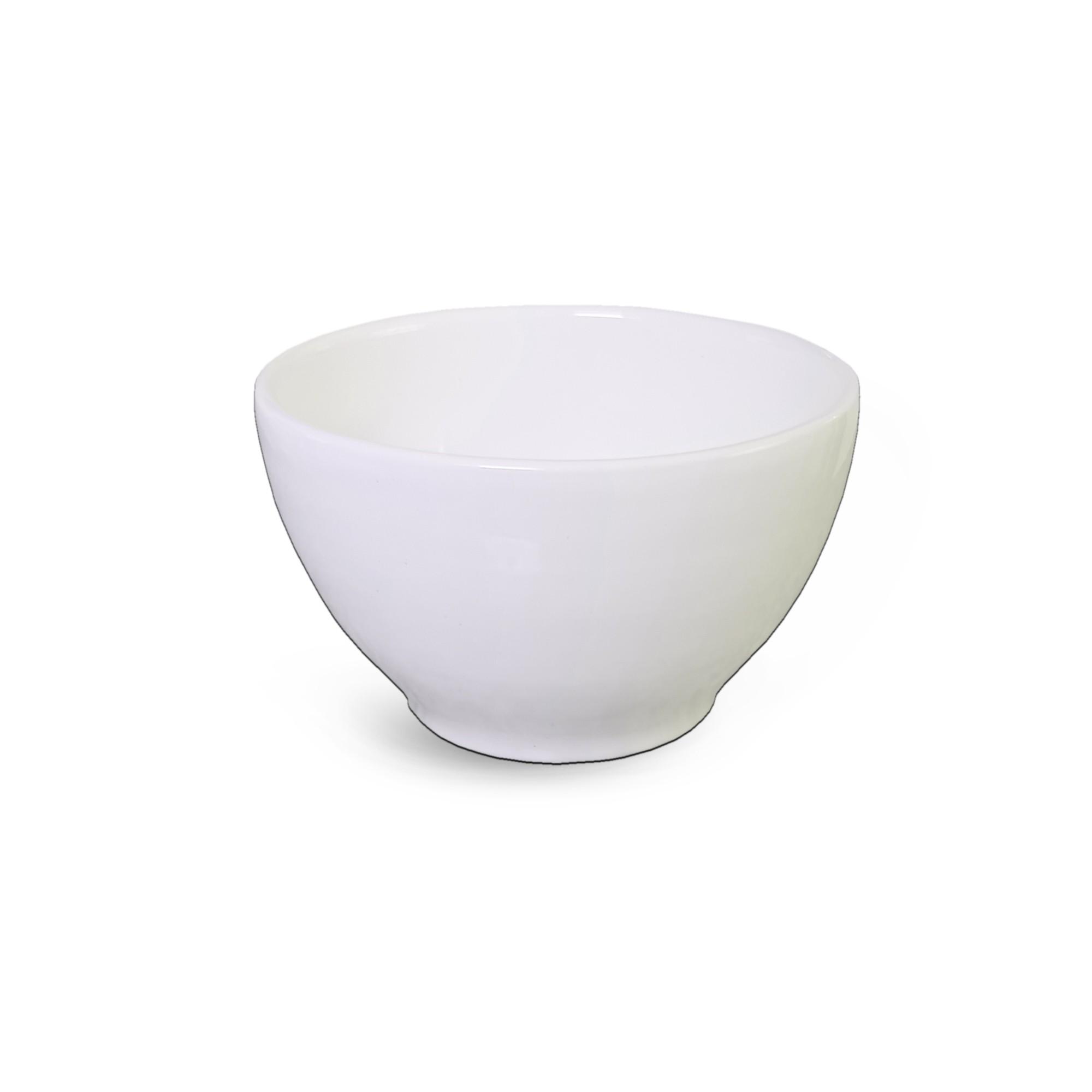 Bowl Lisa Esmaltada Branca
