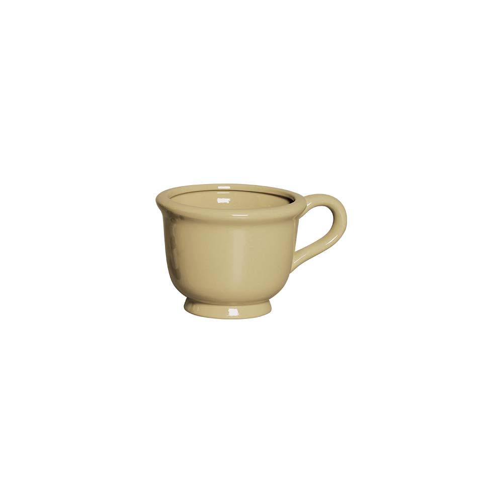 Cachepot Silver Cappuccino