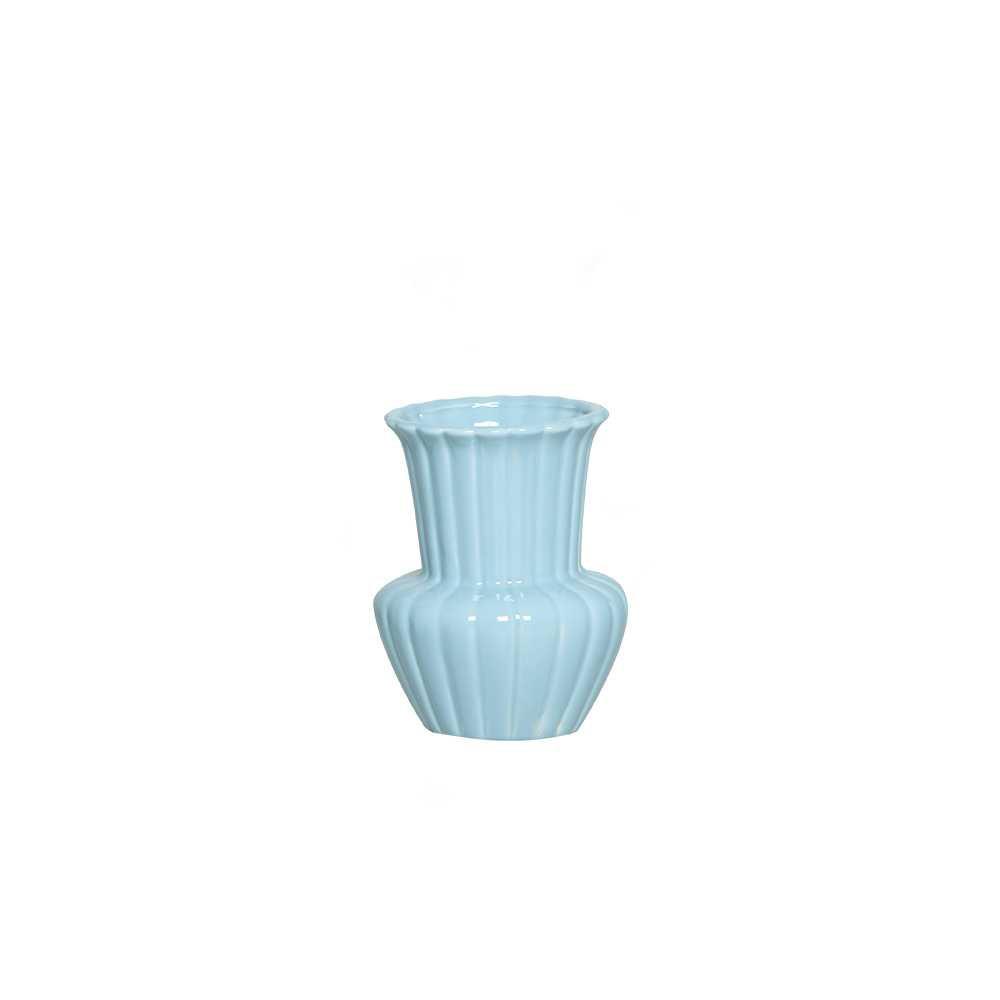 Vaso Treviso Esmaltado Azul