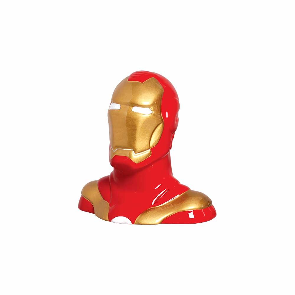 Máscara Homem de Ferro Festas