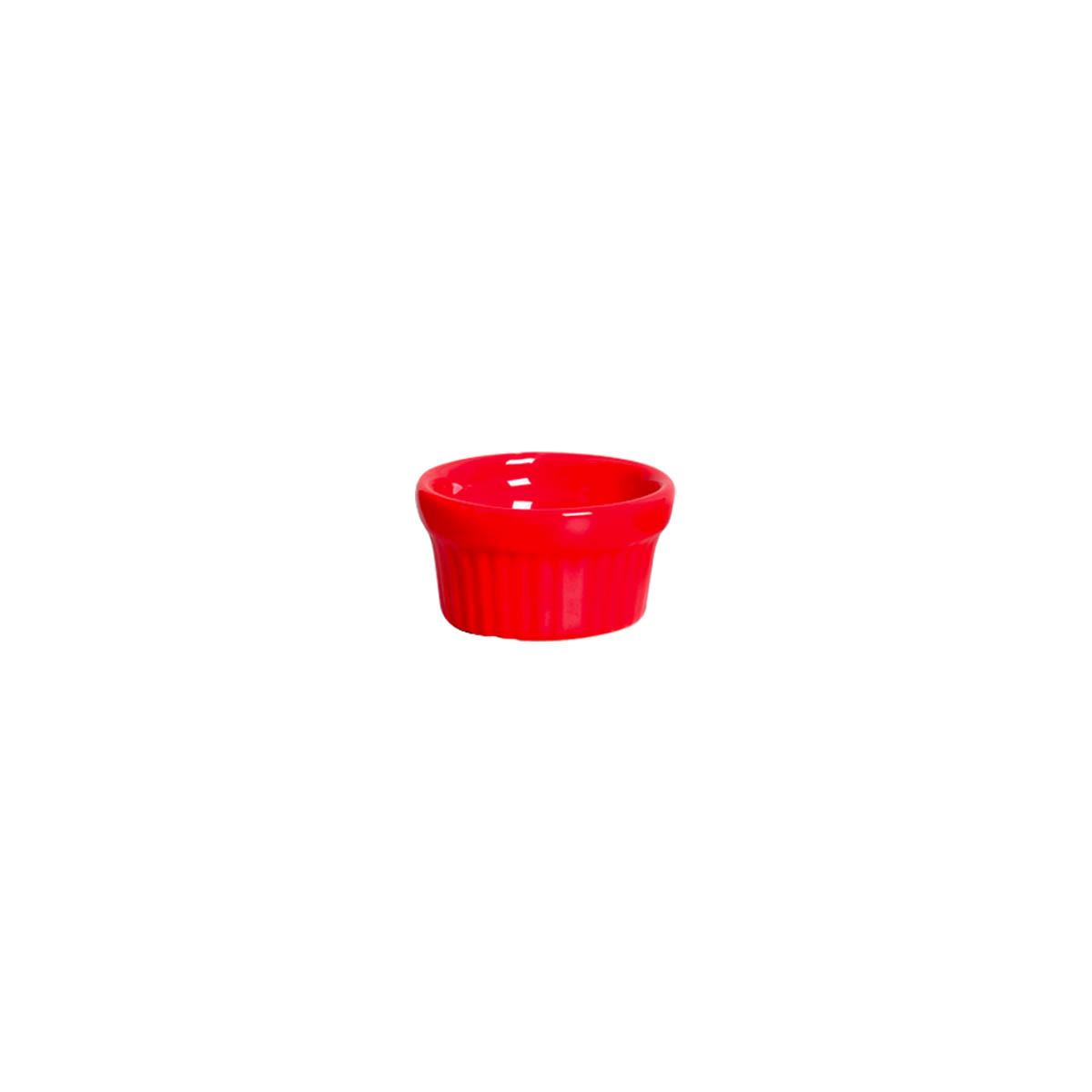 Ramequim Médio Vermelho