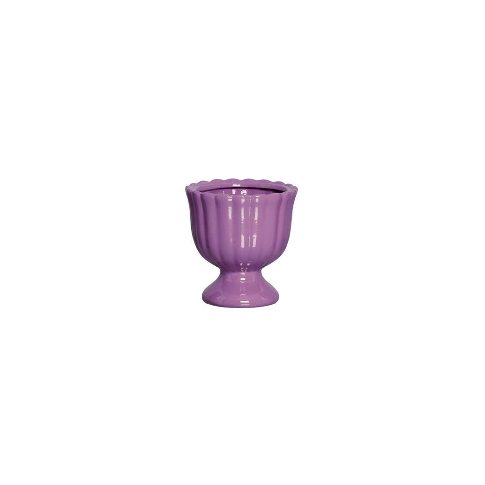 Cachepot Buque III Ultra Violeta