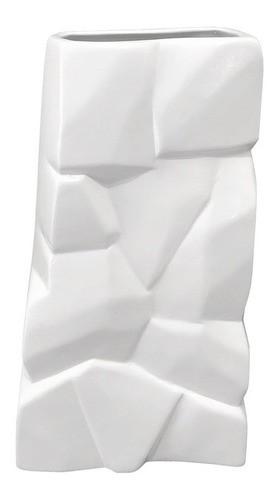 Vaso Rocha Clássica Branco