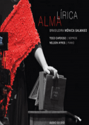 Blu-Ray - Mônica Salmaso - Alma Lírica Ao Vivo