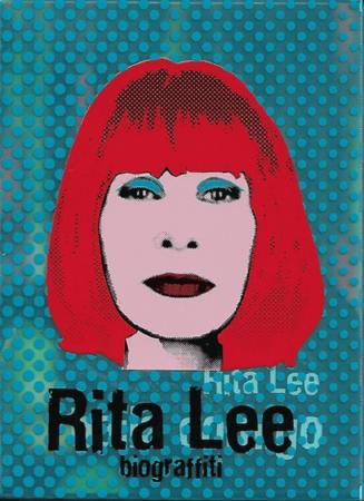 Box 3 DVDs - Rita Lee - Biograffiti