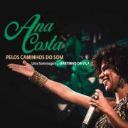 CD - Ana Costa - Pelos Caminhos do Som - Uma homenagem a Martinho da Vila