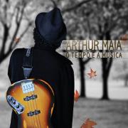 CD - Arthur Maia - O tempo e a Musica