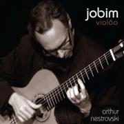 CD - Arthur Nestrovski - Jobim Violão