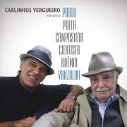 CD - Carlinhos Vergueiro - Interpreta Paulo Vanzolini