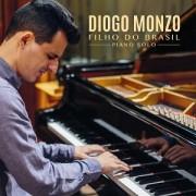 CD - Diogo Monzo - Filho do Brasil, Piano Solo