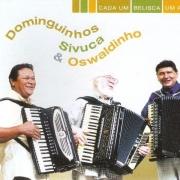 CD - Dominguinhos, Sivuca & Oswaldinho - Cada um Belisca um Pouco
