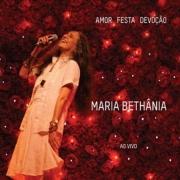 CD Duplo - Maria Bethânia - Amor, Festa e Devoção