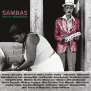 CD Duplo - Vários Artistas - Sambas para a Mangueira
