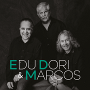 CD - Edu Lobo, Dori Caymmi e Marcos Valle - Edu, Dori e Marcos