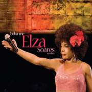 CD - Elza Soares - Beba-me ao vivo