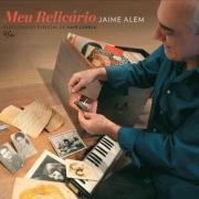 CD - Jaime Alem  - Meu Relicário
