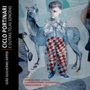 CD - João Guilherme Ripper - Ciclo Portinari e Outras Telas Sonoras