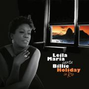 CD - Leila Maria - Canta Billie Holiday in Rio