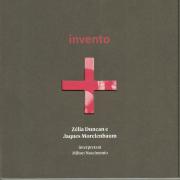 CD + Livreto - Zélia Duncan e Jaques Morelenbaum - Interpretam Milton Nascimento - Invento Mais - Especial