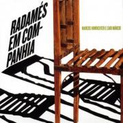CD - Marcos Nimrichter e Caio Márcio - Radamés em Companhia