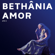 CD - Maria Bethânia - Carta de Amor Ao Vivo Ato 2