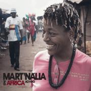 CD - Mart'nália - Em África Ao Vivo