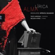 CD - Mônica Salmaso - Alma Lírica Ao Vivo