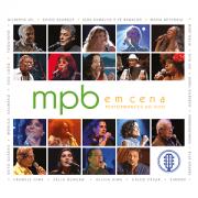 CD - MPB em Cena - Performances Ao Vivo