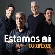 CD - Os Cariocas - Estamos aí