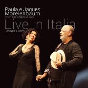 CD - Paula e Jaques com CelloSambaTrio - Live in Italia, Omaggio a Jobim