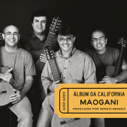 CD - Quarteto Maogani - Álbum da Califórnia