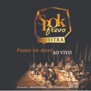 CD - Spok Frevo Orquestra - Passo de Anjo Ao Vivo