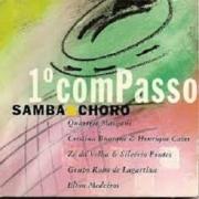 CD - Vários Artistas - 1º Compasso - Samba & Choro