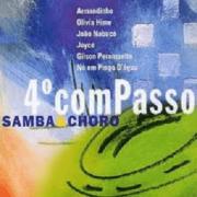 CD - Vários Artistas - 4º Compasso - Samba & Choro