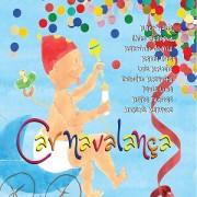 CD - Vários Artistas - Carnavalança