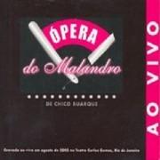 CD - Vários Artistas - Ópera do Malandro
