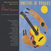 CD - Vários Artistas - Trilha do Filme Vinicius de Moraes