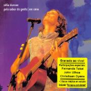 CD - Zélia Duncan - Pelo Sabor do Gesto - Em Cena
