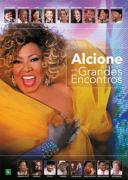 DVD - Alcione - Ao Vivo Em Grandes Encontros