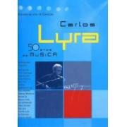 DVD - Carlos Lyra - 50 Anos de Música